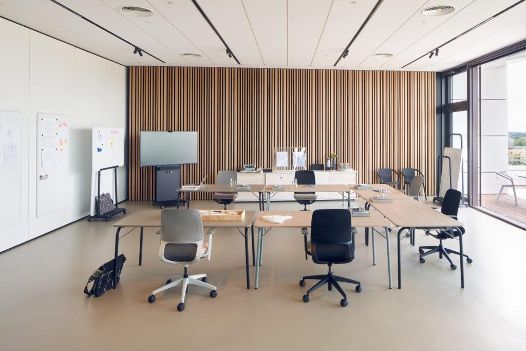 Duurzame kantoorinrichting